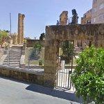 Tarragona Roman forum ruins