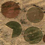 Irrigation Patterns (Google Maps)