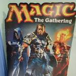 Magic: The Gathering display