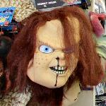 Chucky mask (StreetView)