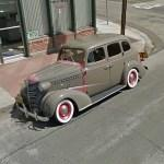 Classic car (Typ?) (StreetView)
