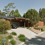 'Brown Residence' by Raymond Kappe (StreetView)