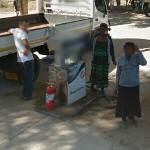 Botswana gas station (StreetView)
