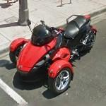 Can-Am Spyder Roadster (StreetView)
