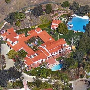 James Cameron S House In Malibu Ca Virtual Globetrotting