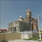 Romanian Orthodox Cathedral in Construction