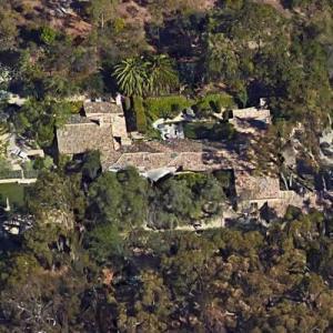 Ellen degeneres portia de rossi 39 s house in montecito ca for New house santa barbara