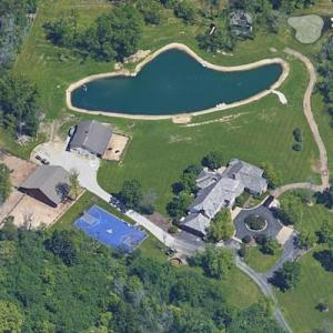Brian Urlacher's House (Google Maps)