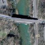 Bloomington Viaduct (Google Maps)