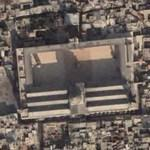 Umayyad Mosque (Google Maps)