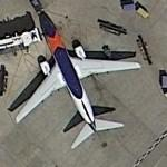 "Boeing 737 ""Colorado One"" (Google Maps)"
