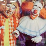 Cooky and Bozo the Clown