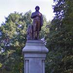 Statue of Daniel Webster