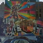 Eduardo Kobra Mural 'V-J Day in Times Square'
