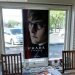Prada Eyewear Advertisement