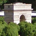 Arc de Triomphe (France Miniature)