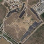Burning Superfund Site - West Lake Landfill (Google Maps)