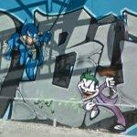 Batman & Joker (StreetView)