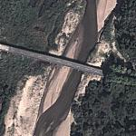 Bridge of No Return (Google Maps)