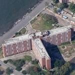 Building 877 on Governors Island (Google Maps)