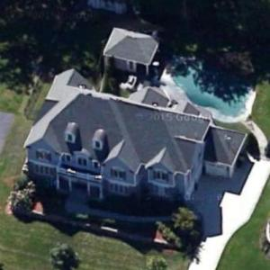 Aaron Hernandez's House (Deceased) (Google Maps)
