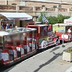 Monaco Tours - Tourist train