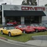 Red Corvettes