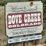 Welcome to Dove Creek