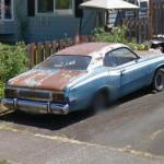 Decaying Duster (StreetView)