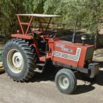 Fiat 780 tractor