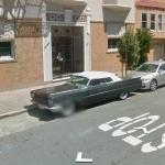Classic Cadillac (StreetView)