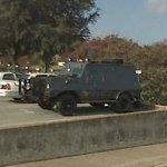 Waco police SWAT truck