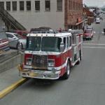 Ketchikn, Alaska Fire truck
