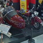 1948 Indian Chief with sidecar