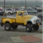Customized Vintage Truck (StreetView)