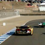 Corvette Racing at Leguna Seca Raceway