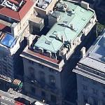 "Michael Douglas & Gwyneth Paltrow's House in ""A Perfect Murder"""