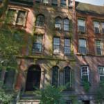 """Jodie Foster & Kristen Stewart's Townhouse in """"Panic Room"""""""
