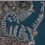 Antibes Marina (Google Maps)