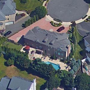 Buddy Valastro's House (Cake Boss) (Google Maps)