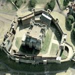 Dover Castle (Google Maps)