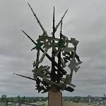'Odyssey' by Albert Paley (StreetView)