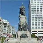 Statue of Alexander John Cuza