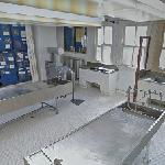 Autopsy Lab at the Vancouver Police Museum