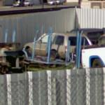AMC Pacer In A Scrapyard (StreetView)