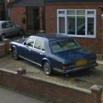 Another Rolls-Royce In Its Home Country (StreetView)