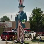Giant Uncle Sam