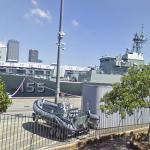 HMAS Ballarat (FFH 155)