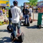 Segway tour of downtown Anchorage