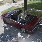 Convertible Filled With Carpeting (StreetView)